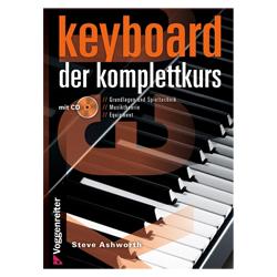 Keyboard, der Komplettkurs A5 - Ashworth, Steve