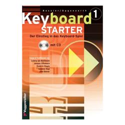 Keyboard-Starter 1 - Opgenoorth/Bessler