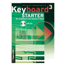 Keyboard Starter 3 - Opgenoorth/Bessler