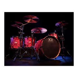 DrumCraft DCB711-20FU-LL Fusion Drumset