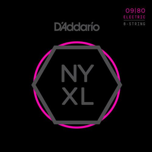 D'Addario NYXL0946 E-Gitarren Saiten 09-80