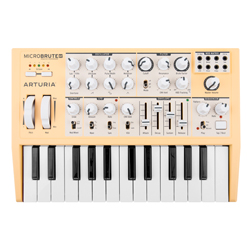 Arturia MicroBrute SE orange Analogsynthesizer