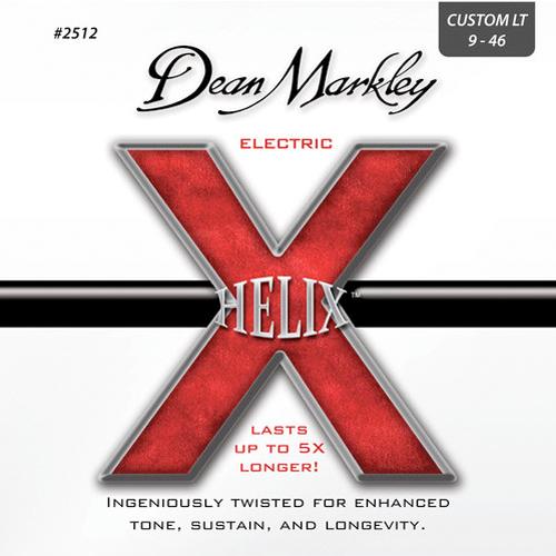 Dean Markley 2512 CL Helix Custom Light 09-46
