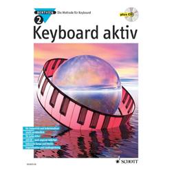 Keyboard aktiv 2 Benthien, Axel