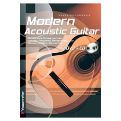 Modern Acoustic Guitar inkl. DVD,CD - Rothenberger, Thomas
