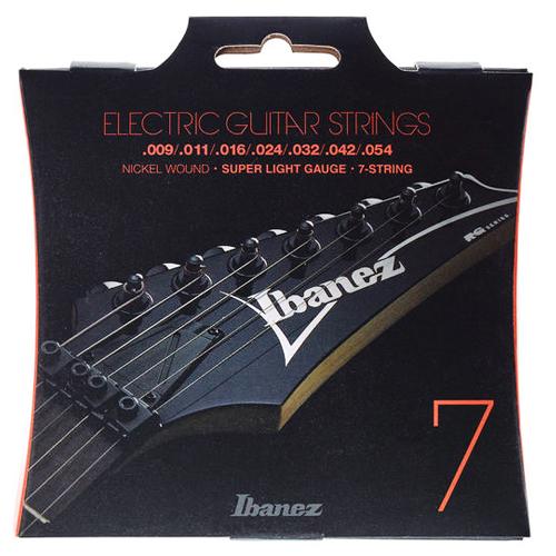 Ibanez IEGS7 E-Gitarren Saiten 009-054