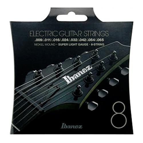 Ibanez IEGS8 E-Gitarren Saiten 009-065