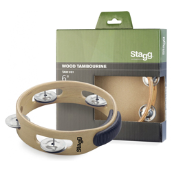 """Stagg TAW-061 Schellenring 6"""""""