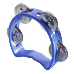 Stagg TAB-MINI/BL Mini-Tambourine Blau