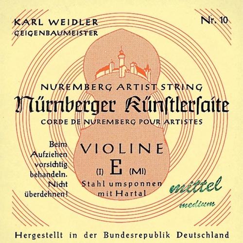 Nürnberger 631821 A Saite für Violine 3/4