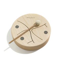 Rohema 61597 3-Ton Wooden Tom