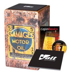 Volt Cajon Motor Oil