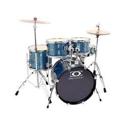 DrumCraft Serie 3 20 Fusion Blue Noise Sparkle