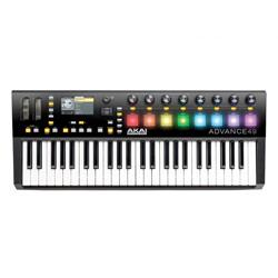Akai Advance 49 Midi Keyboard