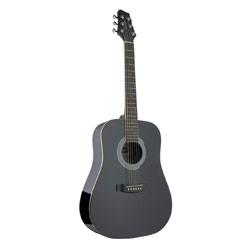 Stagg SW201 3/4 BK Westerngitarre schwarz
