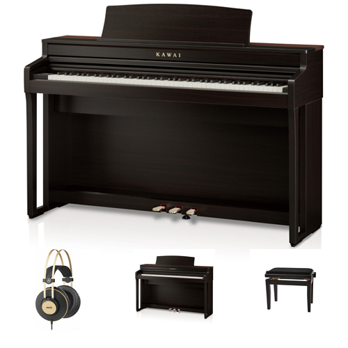 Kawai CA-59 R Digitalpiano Set / Bundle