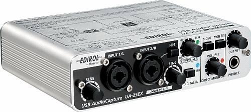 Cakewalk UA-25EX USB Soundkarte