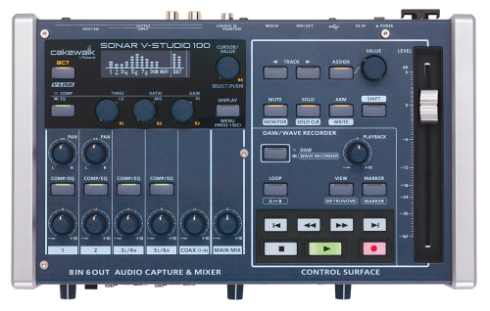 Roland VS-100 Mobile Recording Studio