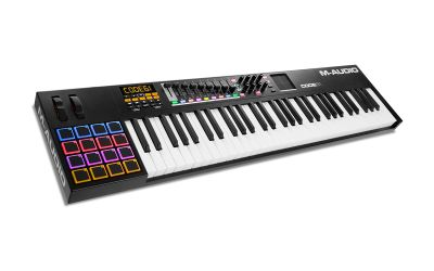 M-Audio Code 61 Black USB / MIDI Controller