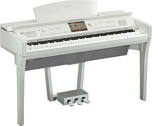 Yamaha CVP-709 PWH Digitalpiano