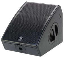 dB Technologies M12-4 PLUS Monitor aktiv