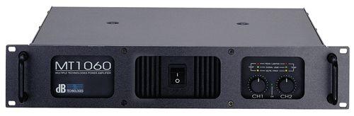 dB Technologies MT-1060 Endstufe