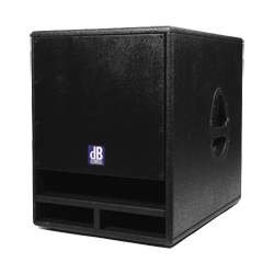dB technologies SUB 05 aktiver Subwoofer