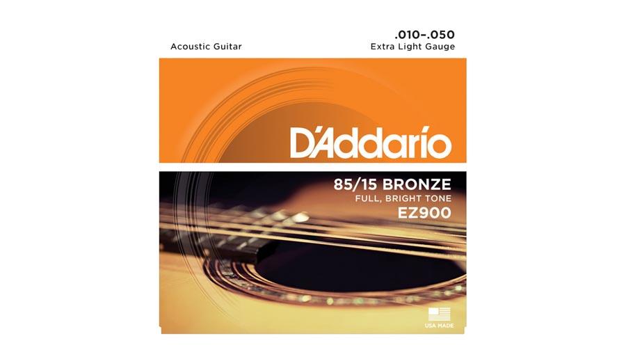 Daddario EZ-900 Westerngitarren Saiten Satz