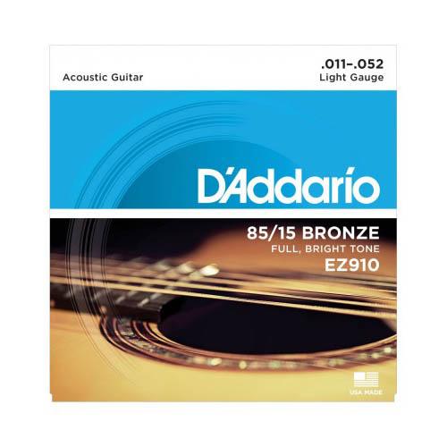 Daddario EZ-910 Westerngitarre Saiten Satz