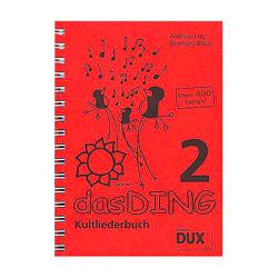 dasDing 2 Kultliederbuch