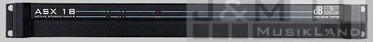 db Technologies ASX-18 2-Weg Frequenzweiche