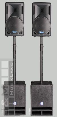 db technologies Compact 1200 System