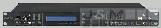 db Technologies DSX-24 digitaler Controller mit USB