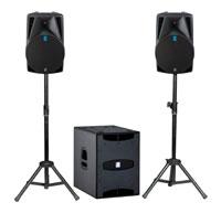 db technologies OPERA digital-Entertainer MD System