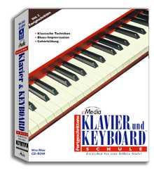 Software Key/Pianoschule 2