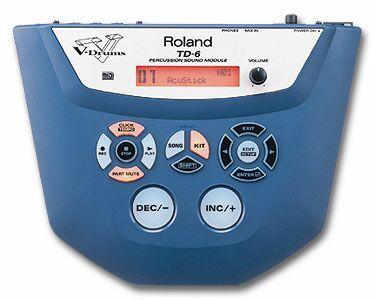 Roland TD-6 E-Drum Modul