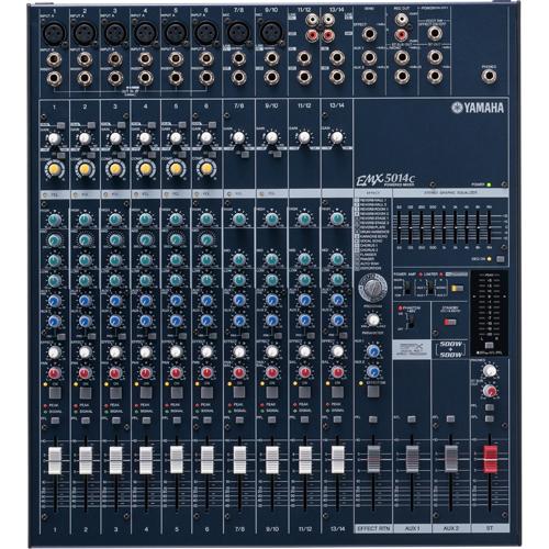 Yamaha EMX-5014 C Power Mixer