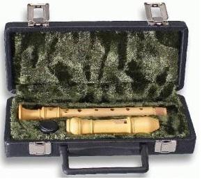 Mollenhauer Etui / Koffer für Sopran Flöte 7101