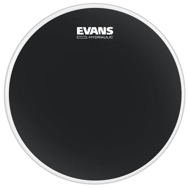 Evans B14HBG Hydraulic Black Snare Fell 14''