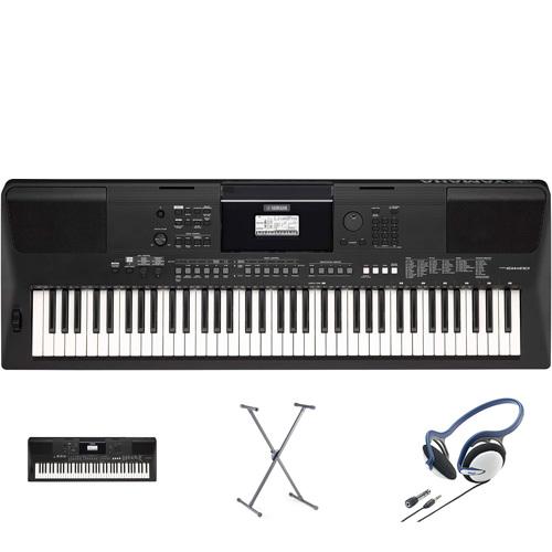 Yamaha PSR-EW410 Keyboard Starterset