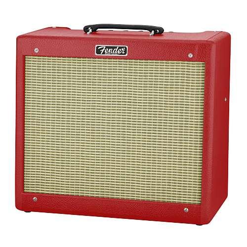 "Fender Blues Junior III ""Royal Blood"" Limited Edition"