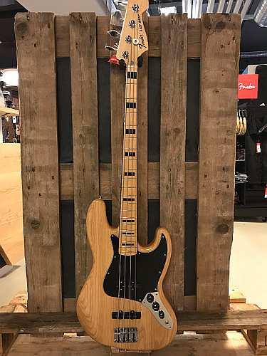 Fender FSR 70s Jazz Bass MN NAT limited