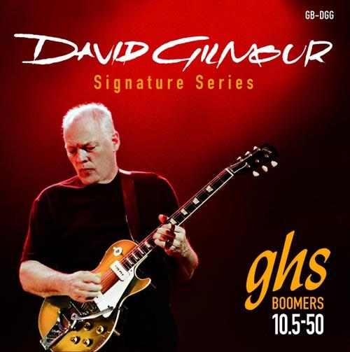 GHS David Gilmour 10.5-50 Signature Saiten
