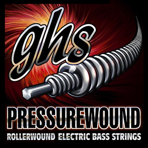 GHS M7200 Pressurewound Bass Saiten 044-106