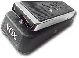 Vox V-847 Wah Wah Pedal
