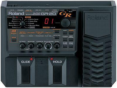 Roland GR-20 S Gitarren Synthesizer