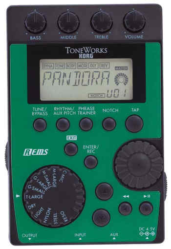 Korg PX-4A Pandora