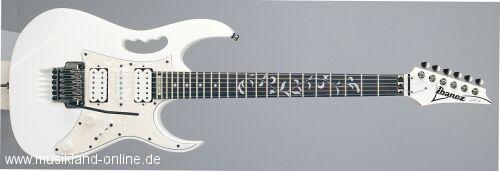 Ibanez JEM-555 WH Steve Vai E-Gitarre