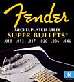 Fender Super Bullets Saiten 3250LR 009-046