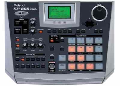 Roland SP-606 Sampling Workstation
